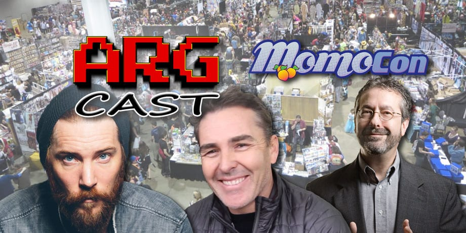 ARGcast #113: MomoCon 2018 with Troy Baker, Nolan North, and More!