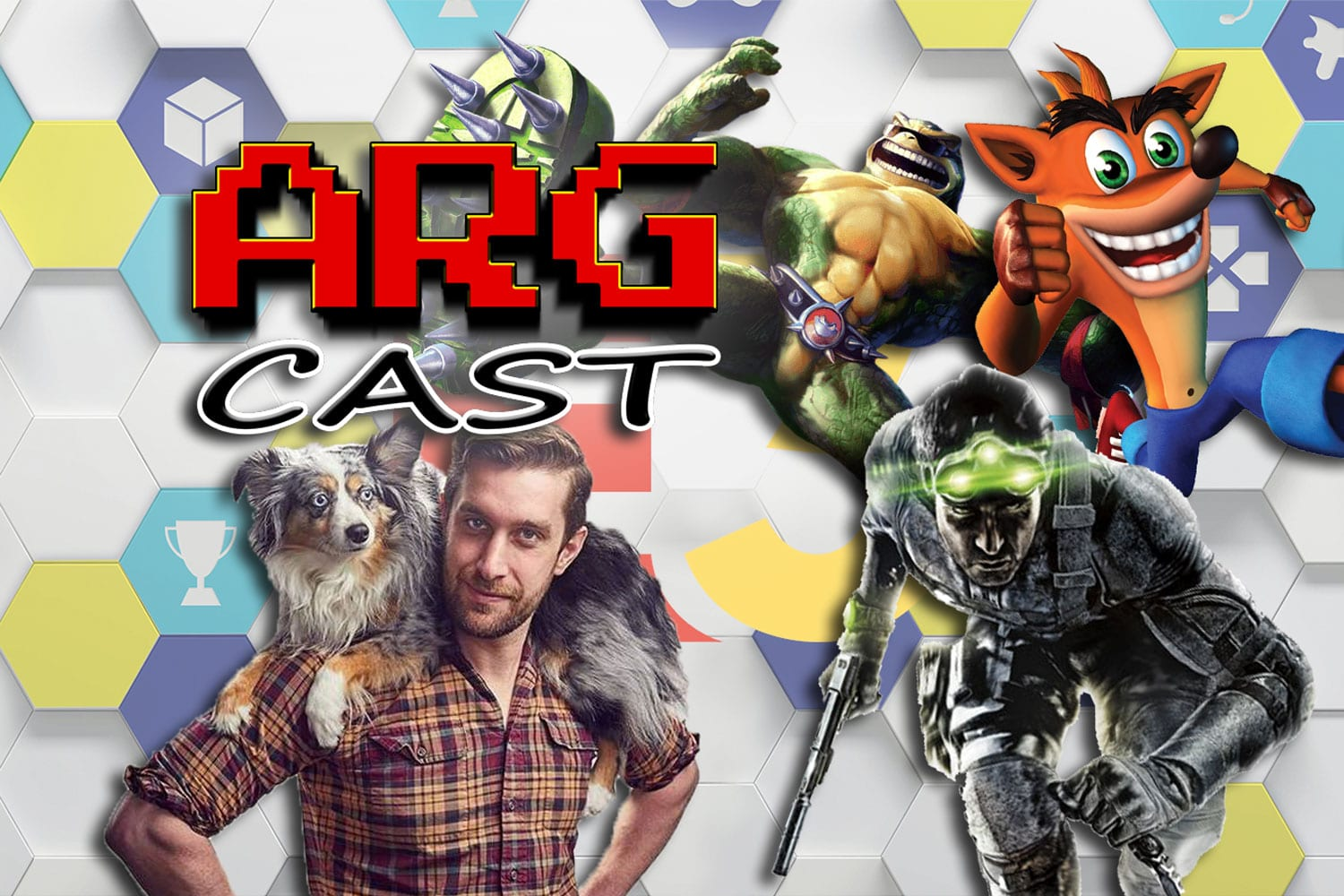 ARGcast #114: E3 2018 Predictions with Will Powers