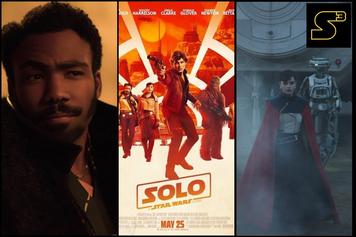 Starships, Sabers, and Scounrels Episode 56 A Quartet on Solo
