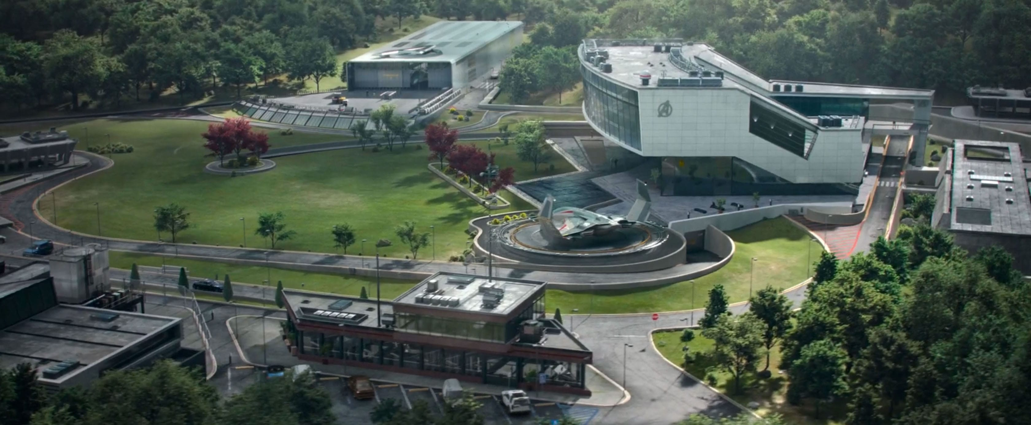 Mcu Location Scout Avengers Facility