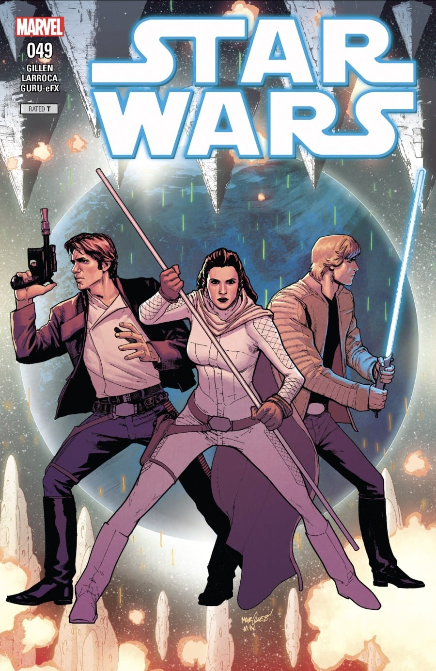 Star Wars #49 Cover