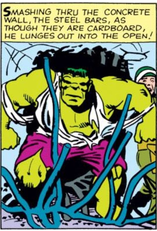 The Complete Marvel Hulk