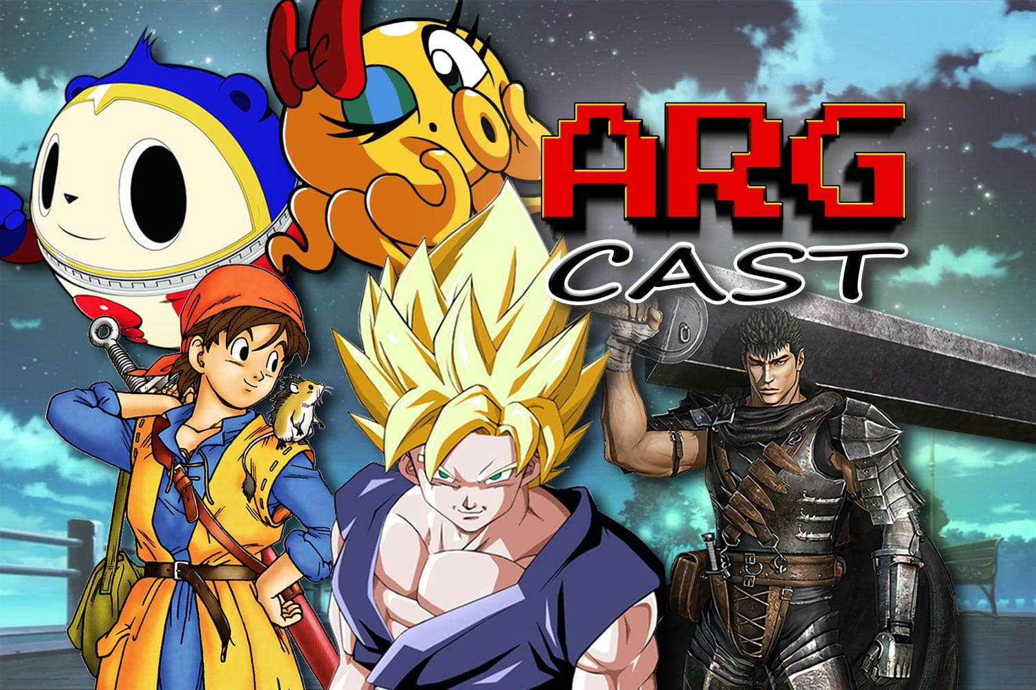 ARGcast #120: Anime Style Retro Games with Evan Bourgault