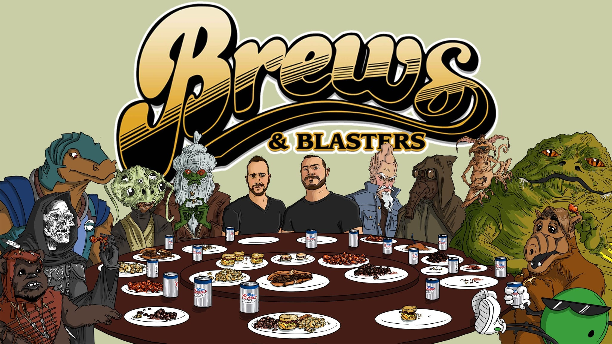 Brews and Blasters Star Wars Podcast