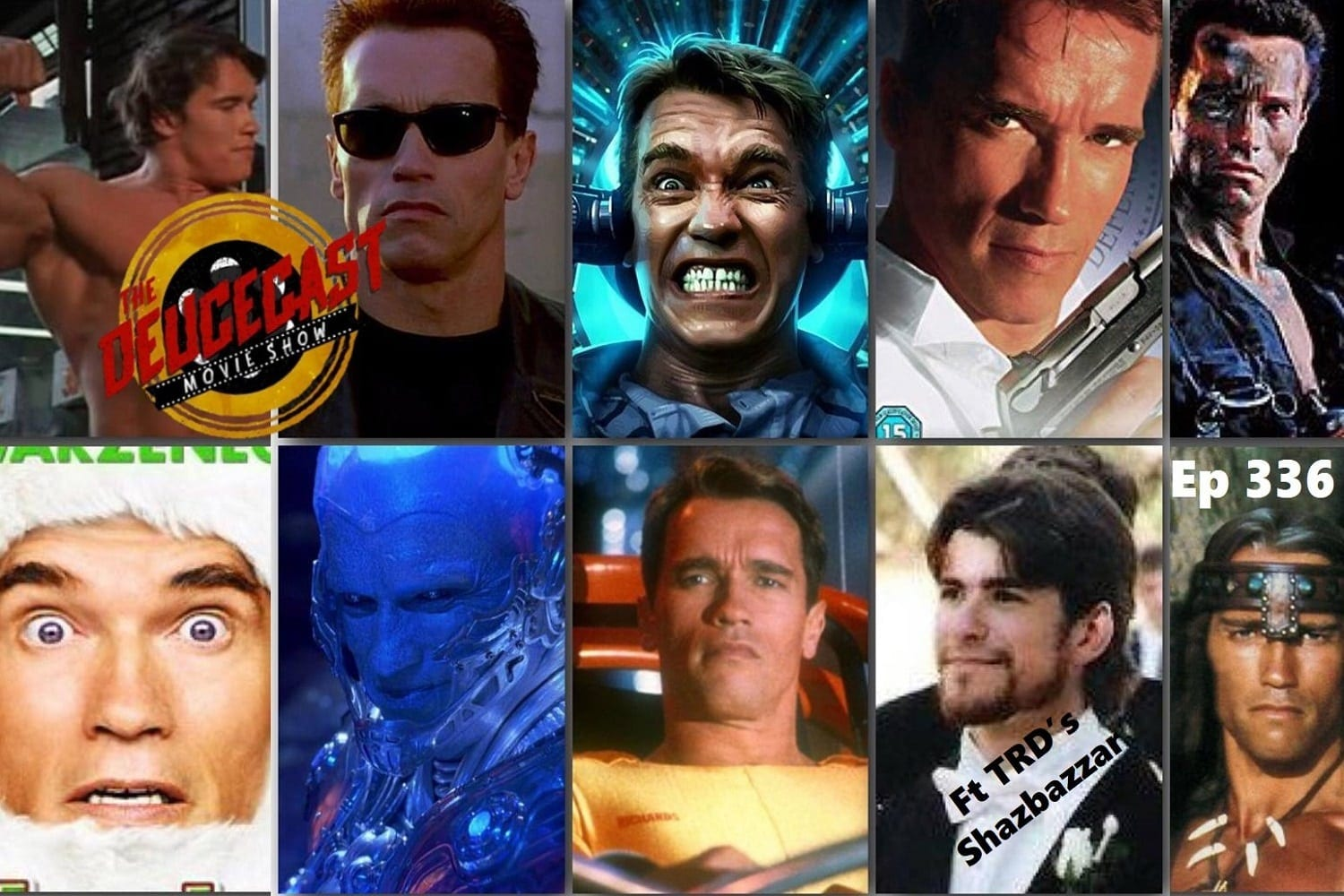 The Deucecast Movie Show #336: The Arnold Sweet 16 (Ft Shaz!)
