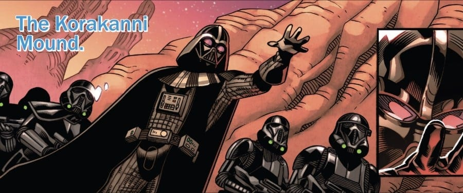 Darth Vader Annual #2 - Vader and Deathtroopers