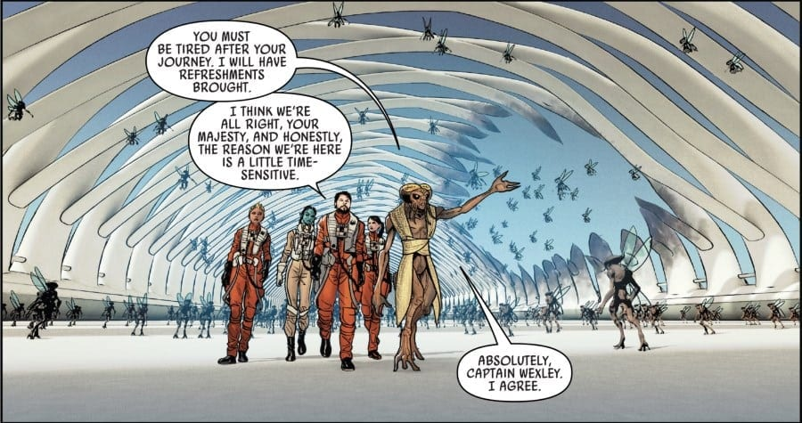 Poe Dameron #29 - King Siroc and Black Squadron