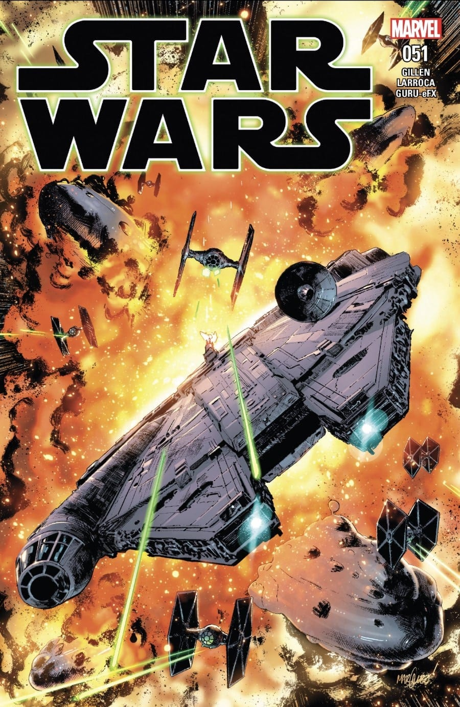 Star Wars #51 Cover