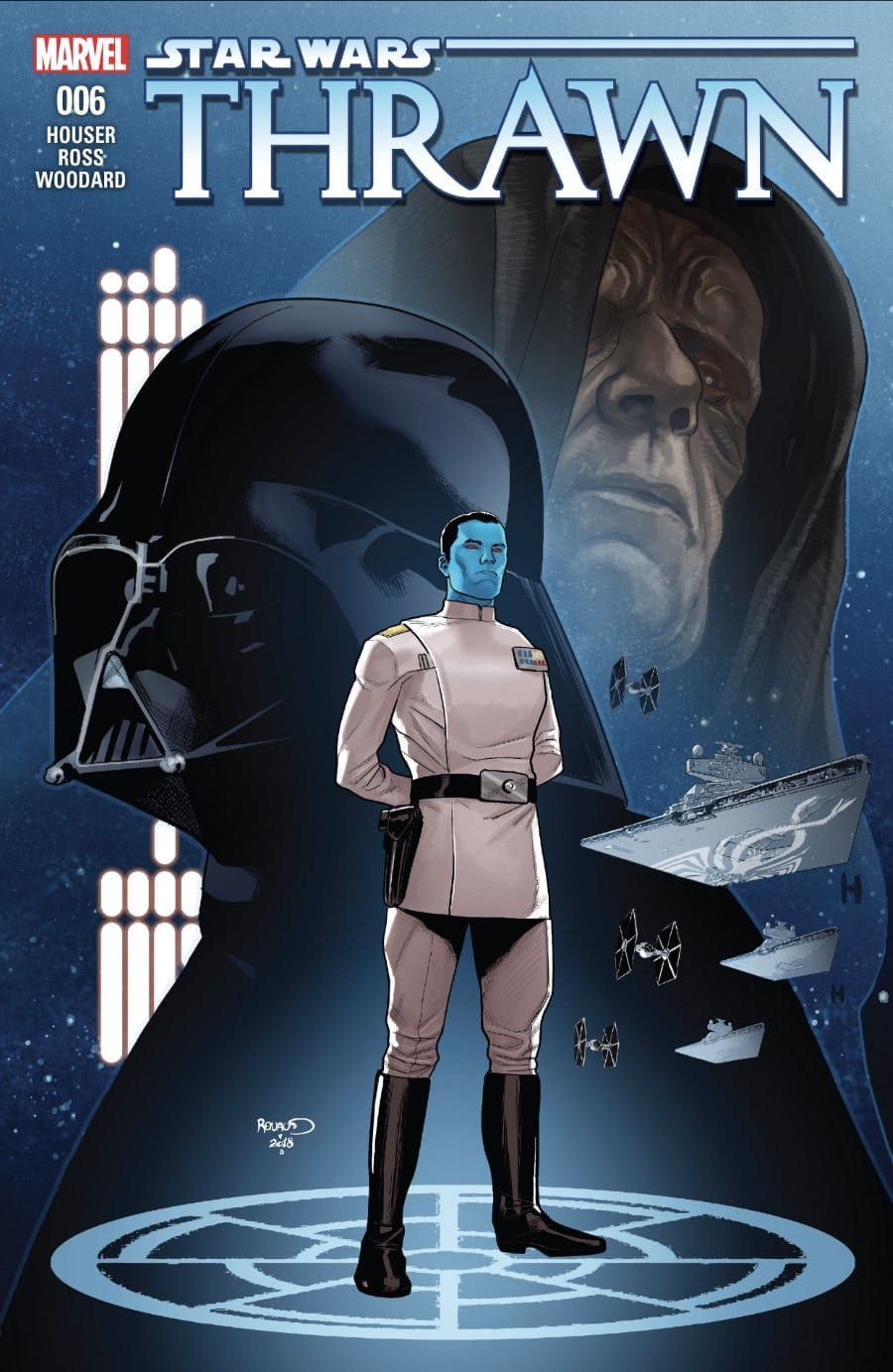 Thrawn #6 Cover