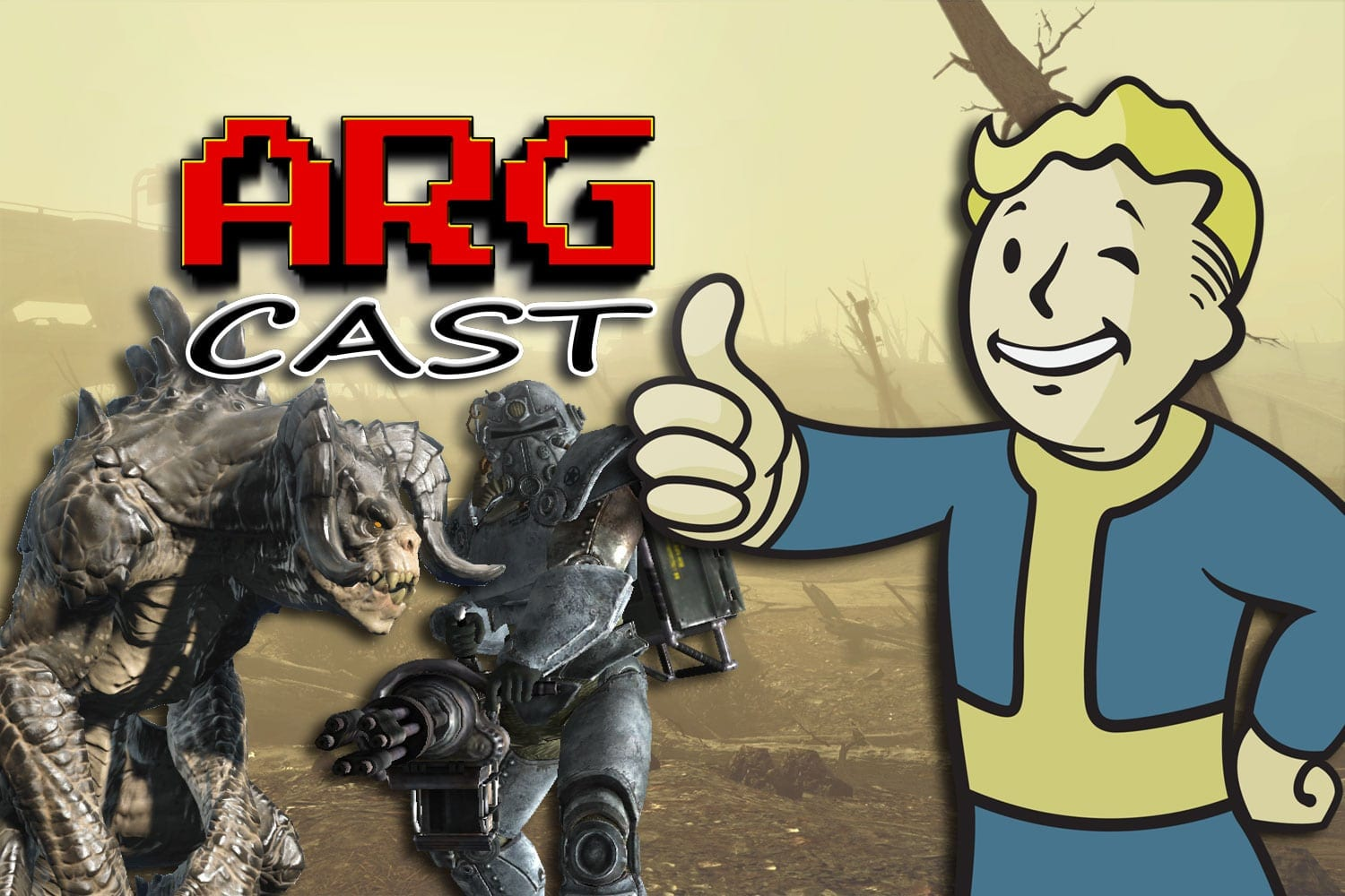ARGcast #122: Exploring the Fallout Franchise with Taylor Lyles