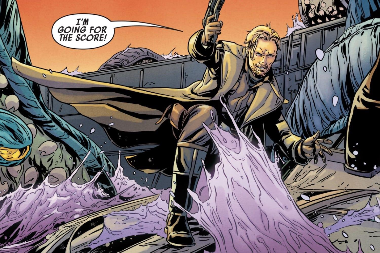 Beckett #1!!! Star Wars