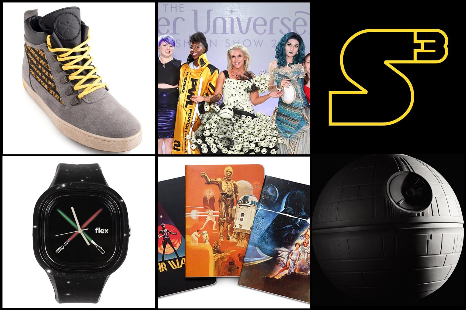 Starships, Sabers, and Scoundrels episode 61.1 - That's SO Wizard! Scoundrels Special Edition Feature Image and fashion