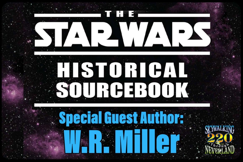 Star Wars Historical Sourcebook
