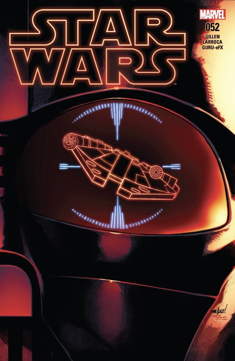 Star Wars #52 Cover
