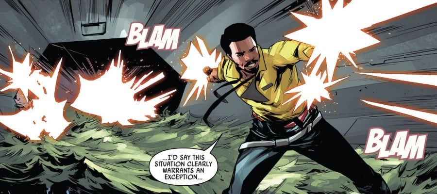 Lando: Double or Nothing Part IV - Lando in the Sewer