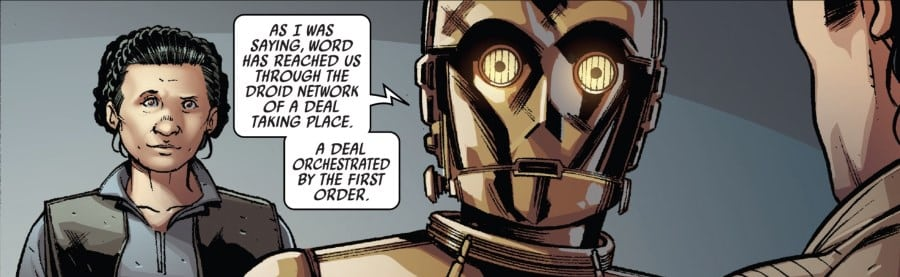 Poe Dameron Annual #2 - Threepio