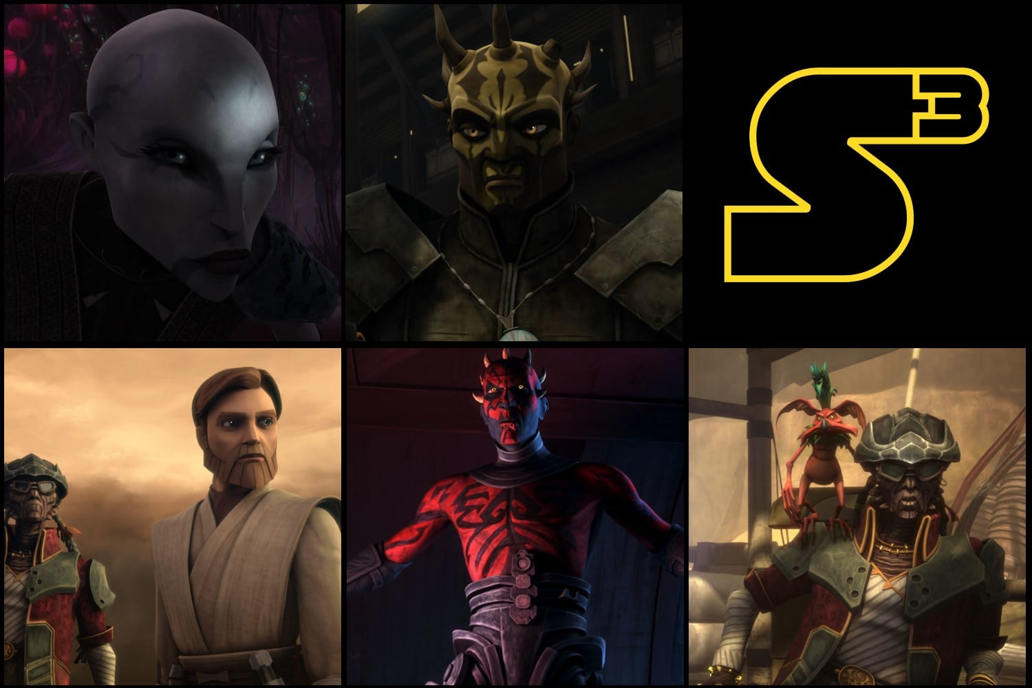 Starships, Sabers, and Scoundrels Episode 63 - Maul Returns from the Clone Wars