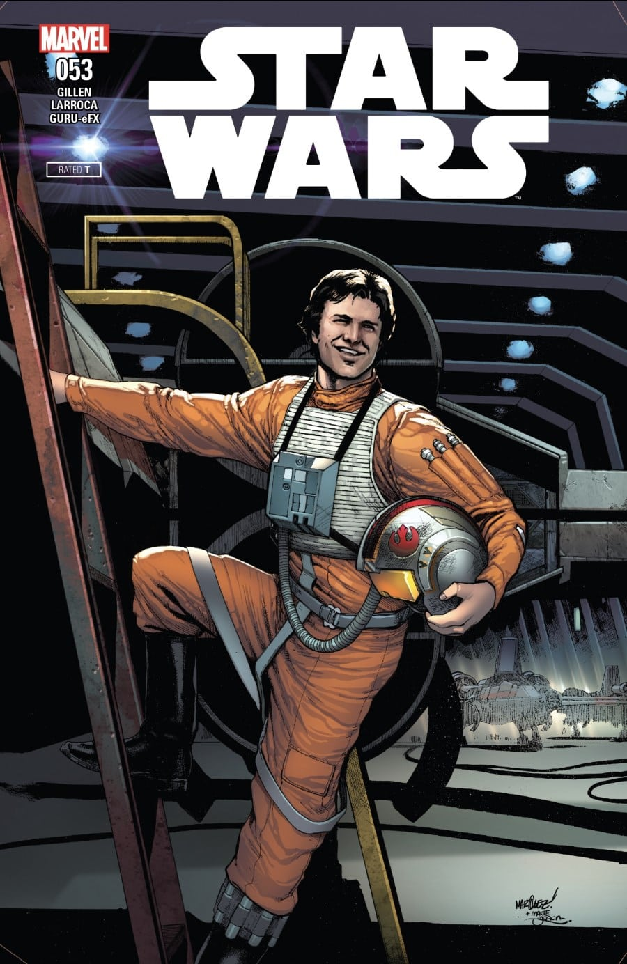 Star Wars #53 Cover