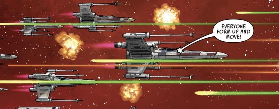 Star Wars #53 - Rogue Squadron