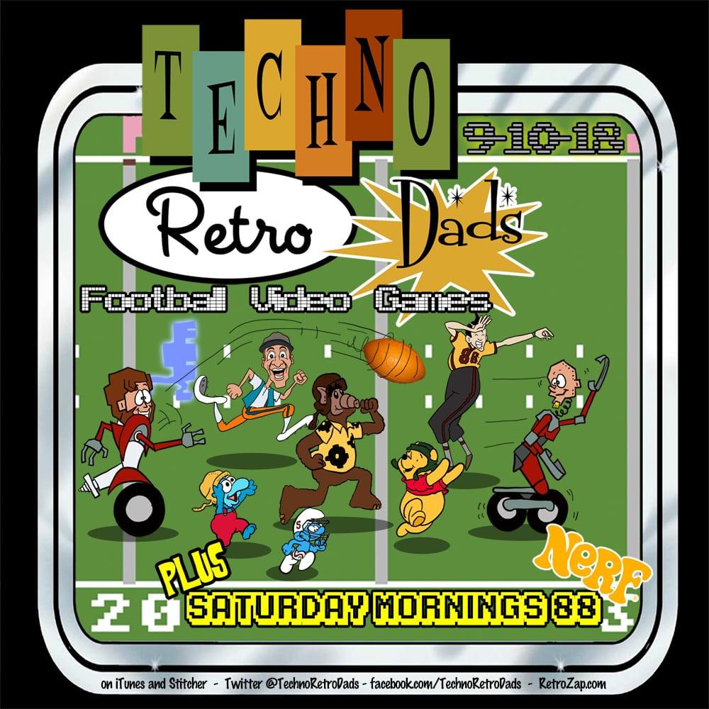 Football, Atari Football, NERF Football