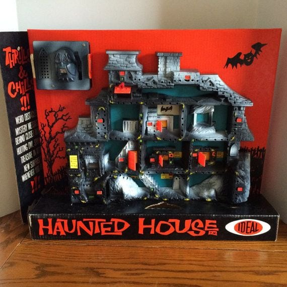 Haunted House Toys