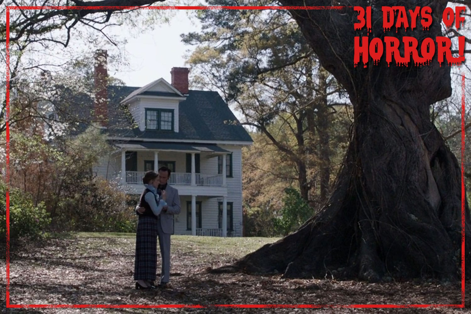 The Conjuring 2013 31 Days Of Horror Oct 25