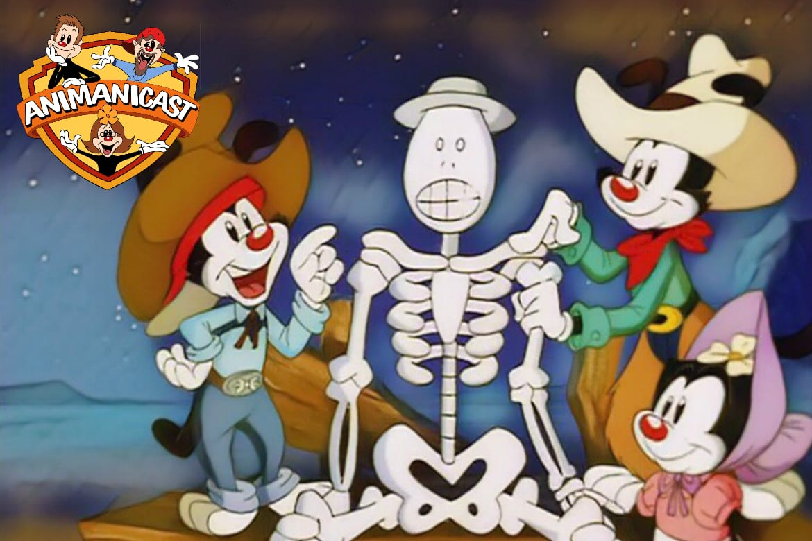 "Animanicast: Discussing Reboot News and Animaniacs Episode 91 ""Back in Style"" and ""Bones in the Body"""