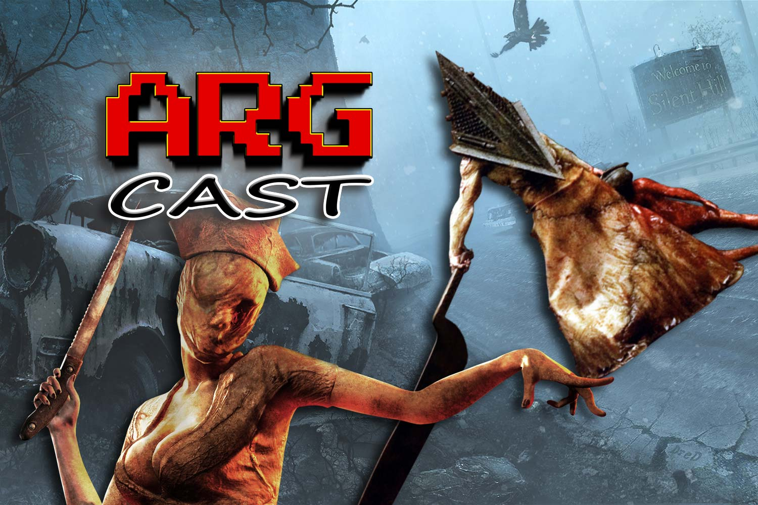 ARGcast #134: Getting Spooky in Silent Hill with Bill Gardner
