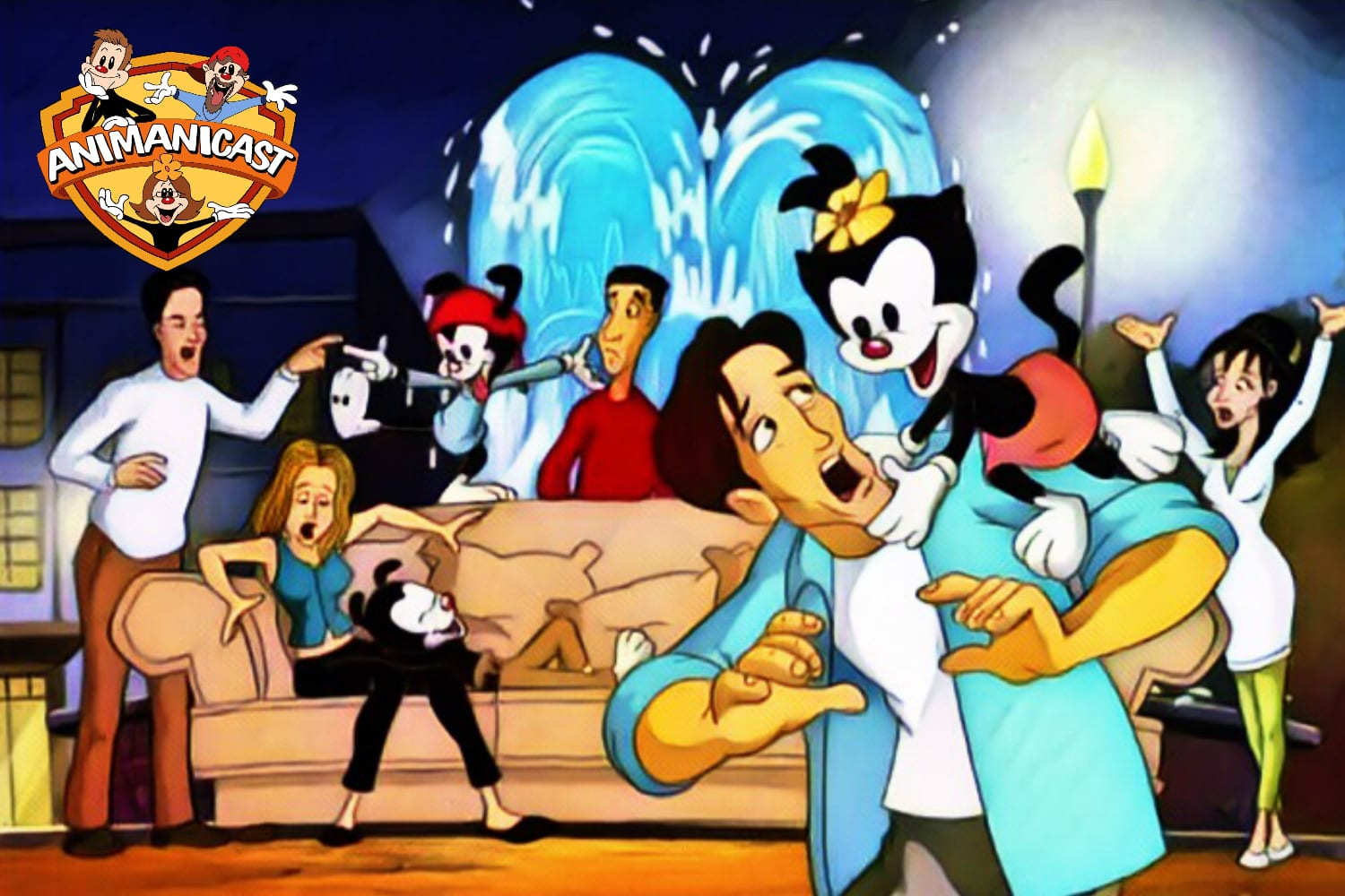 """Animanicast: Discussing Animaniacs Episode 93 """"Cute First (Ask Questions Later)"""" and more!"""