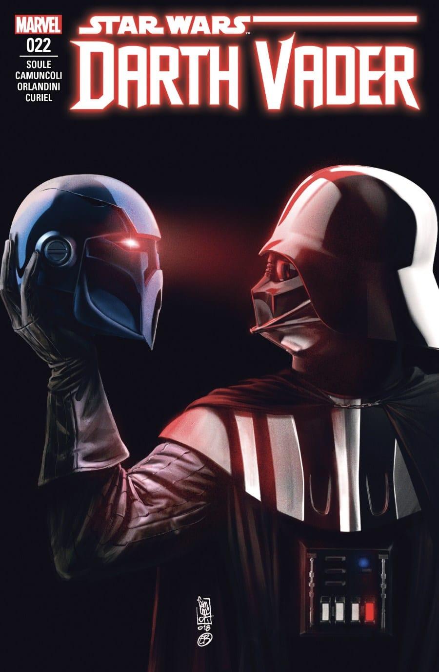 Darth Vader #22 Cover