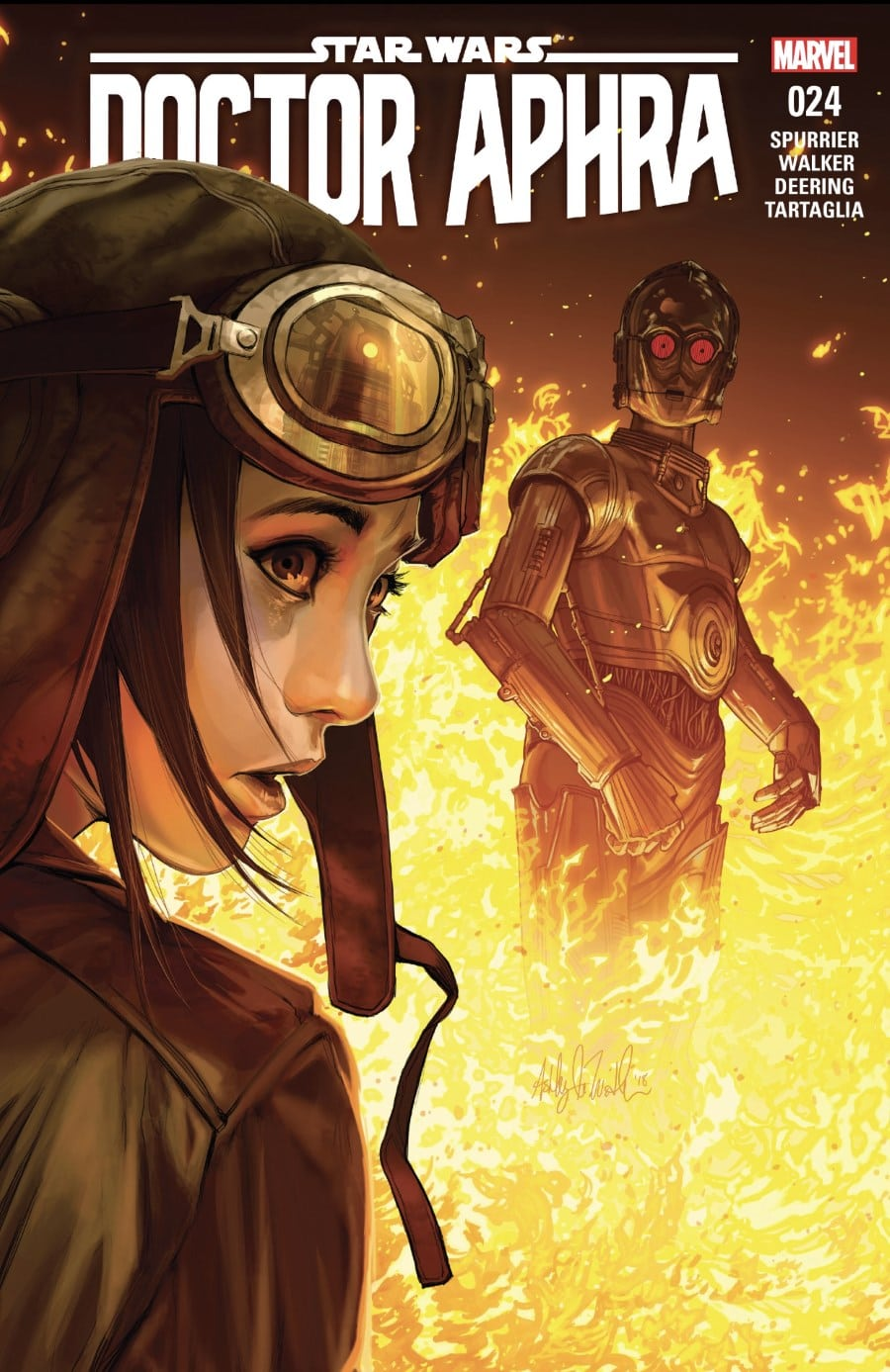 Doctor Aphra #24 Cover