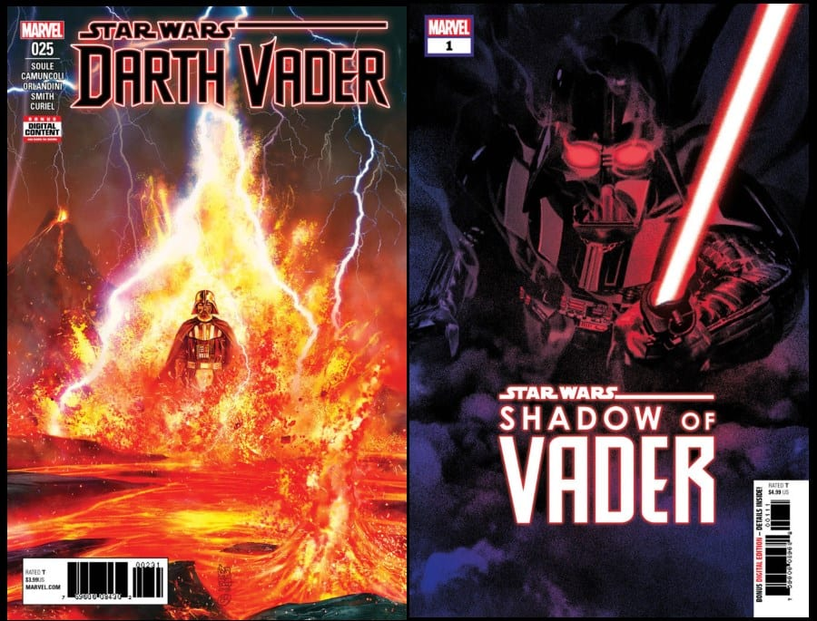 New York Comic Con - Darth Vader Comics