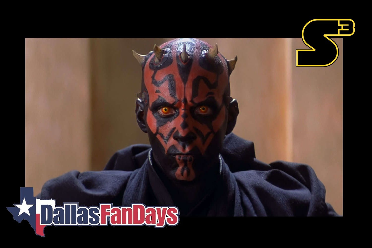 Starships, Sabers, and Scoundrels Episode 65.4 - Dallas Fan Days 2018 - Ray Park