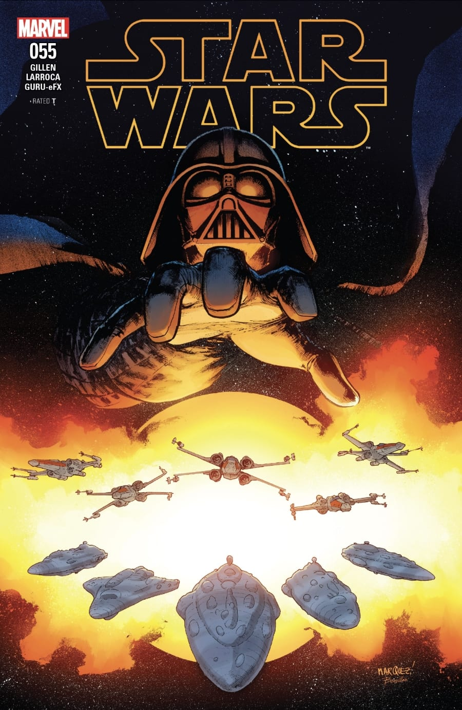Star Wars #55 Cover