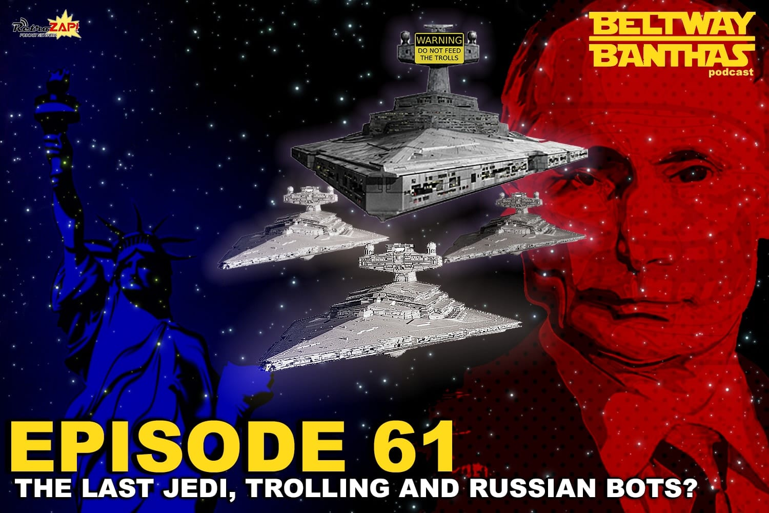 Beltway Banthas #61: Revenge of The Russian Bots