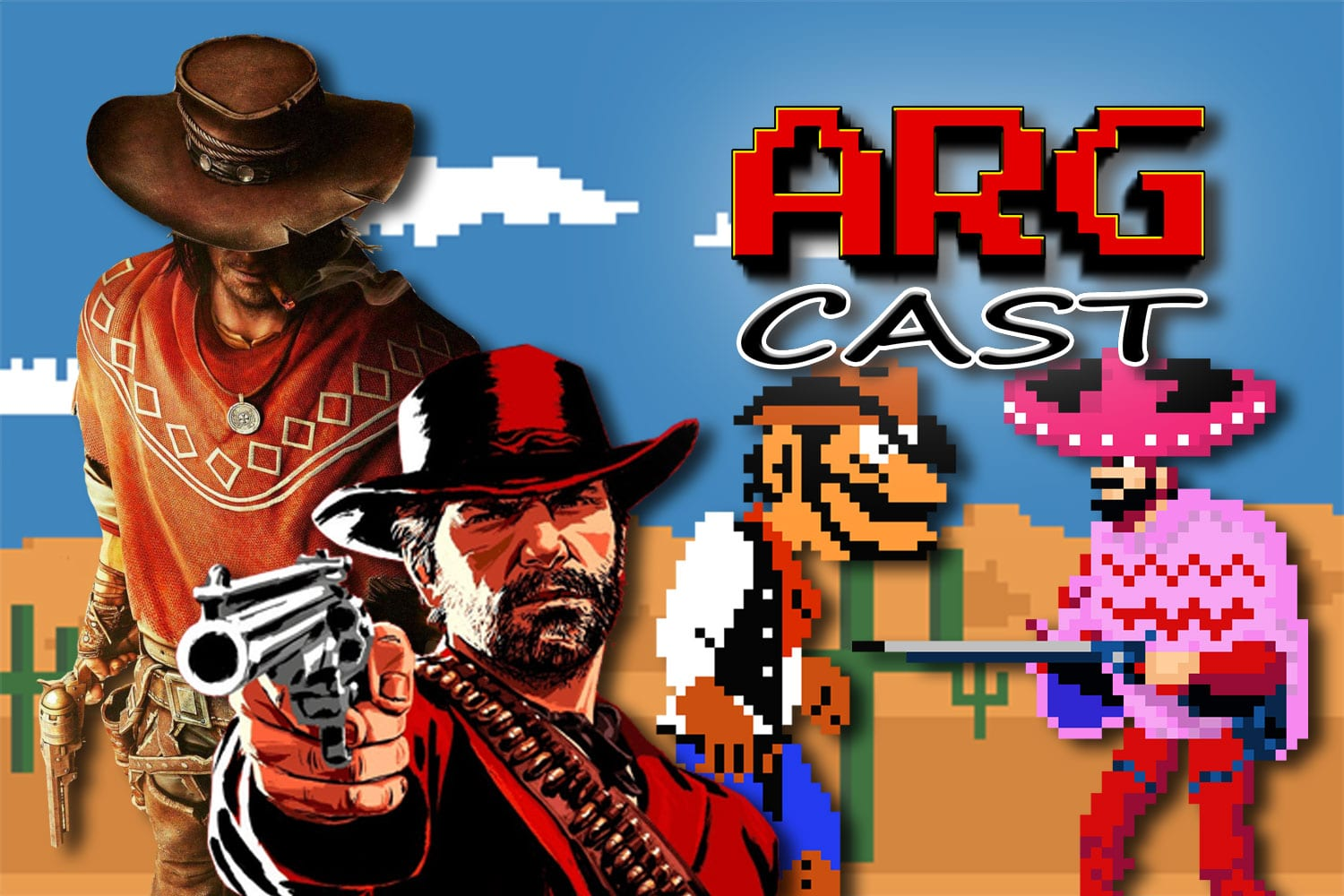 ARGcast #135: Wildin' Out in Western Games with Andre Tipton