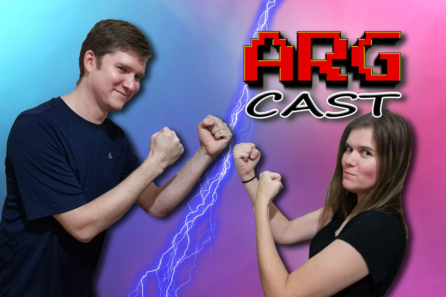 ARGcast #139: Gaming With Siblings with Ross and Elaine Jaynes