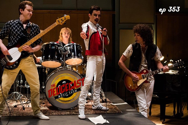The Deucecast Movie Show 353: ReFlicktion Rhapsody