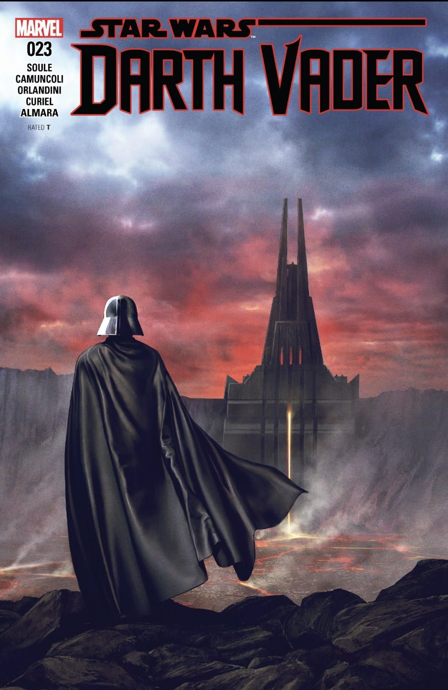 Darth Vader #23 Fortress Vader Part V - Cover