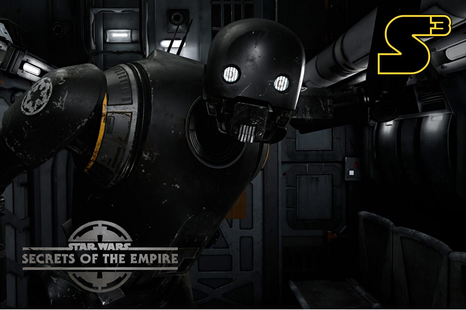 Starships, Sabers, and Scoundrels - Episode 67.2 - Secrets of the Empire - The VOID