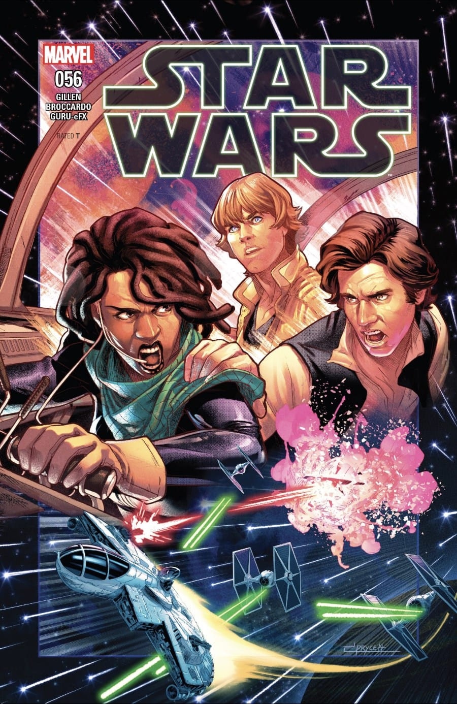 Star Wars #56 Cover