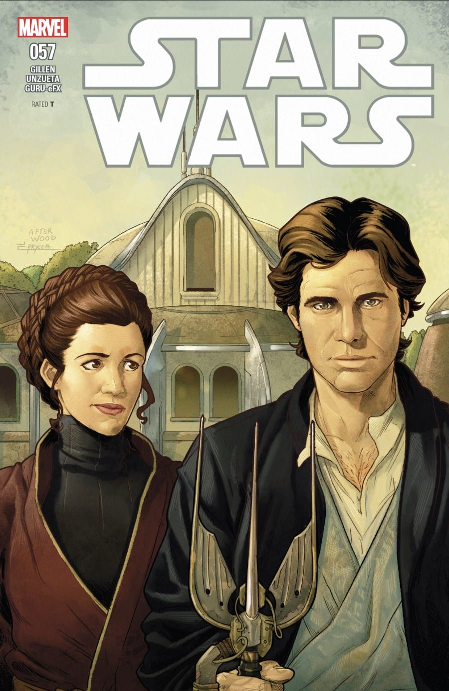 Star Wars #57 Cover