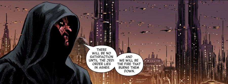 Star Wars: Age of Republic - Darth Maul #1 - Maul wants the Jedi