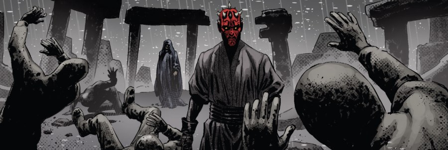 Star Wars: Age of Republic - Darth Maul #1 - Maul on Malachor