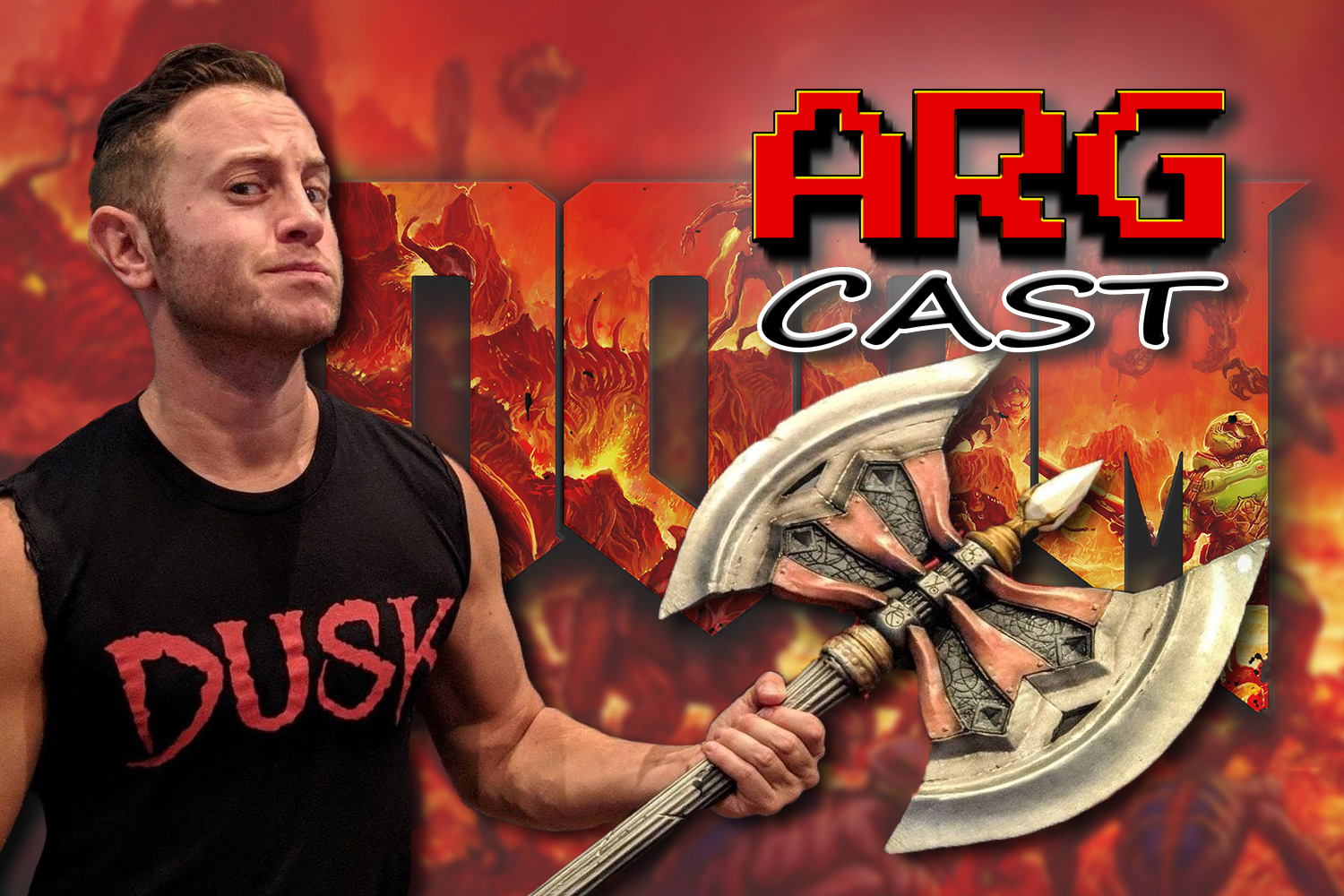 ARGcast #141: Celebrating DOOM and Dusk with Dave Oshry