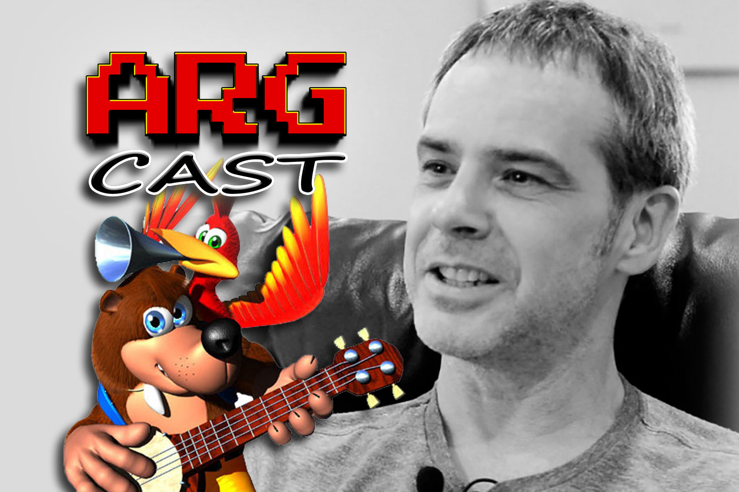ARGcast Mini #18: Video Game Music and Rare with Grant Kirkhope