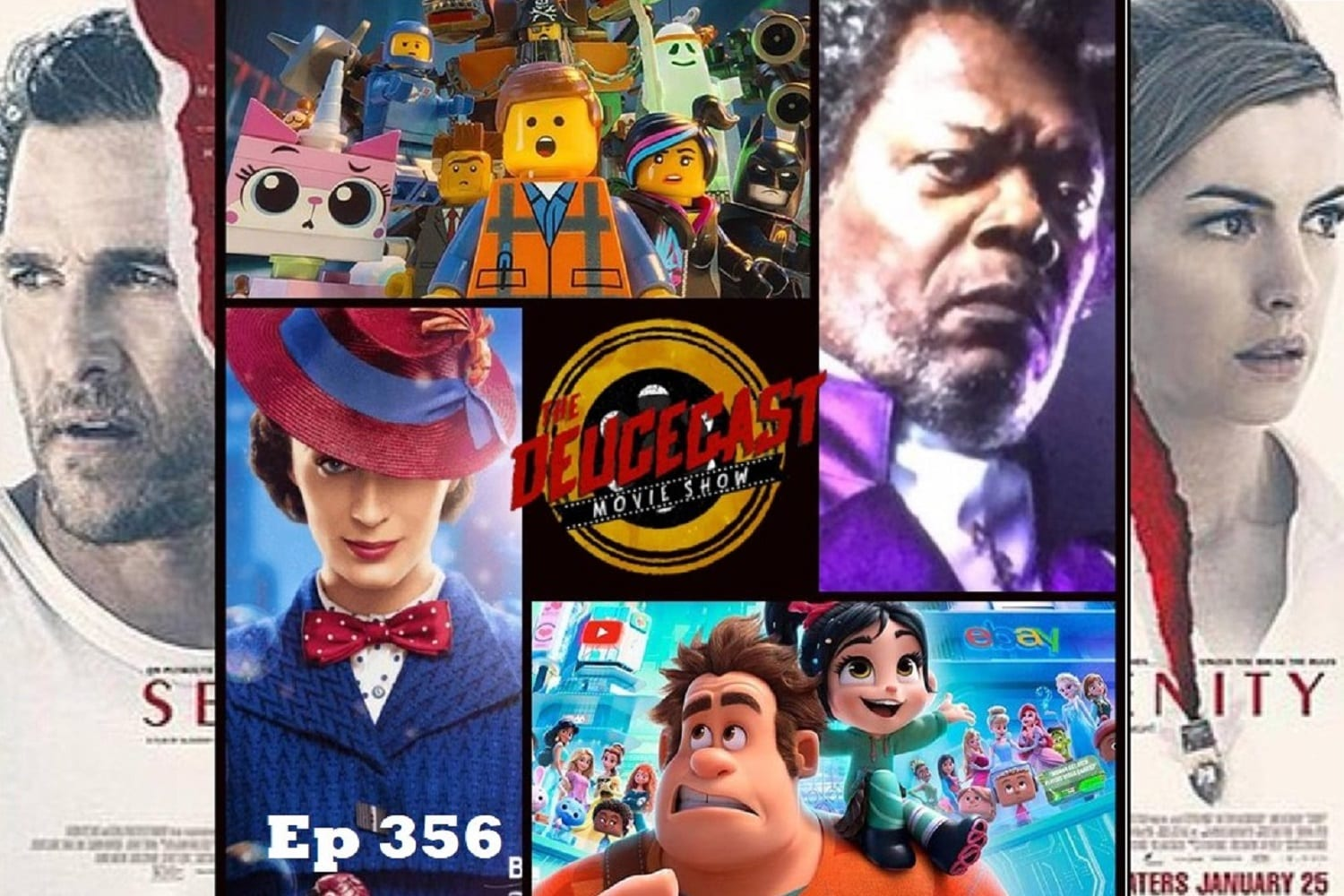 The Deucecast Movie Show 356: Winter Movie Preview 2018