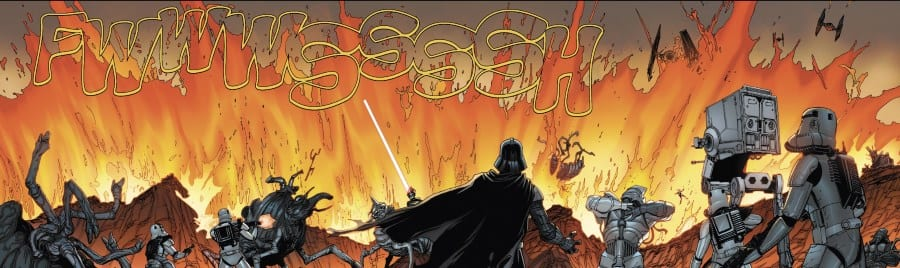 Darth Vader #24 - Lava Tsunami