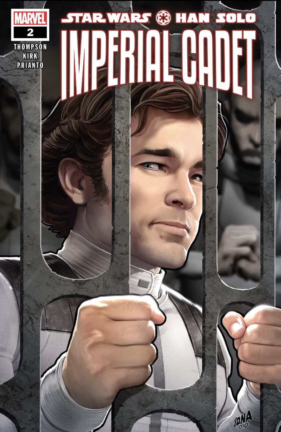 Star Wars: Han Solo: Imperial Cadet #2 - Cover