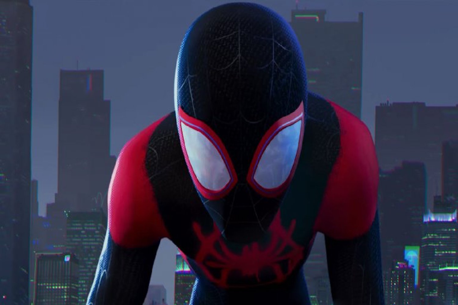 Spider Man Into The Spider Verse Review Retrozap